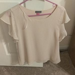 Sparkly Vince camuto top